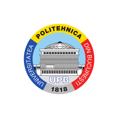 logo universitatea politehnica - romania eficienta