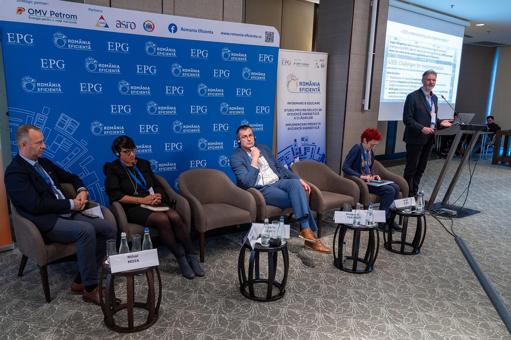 Forumul România Eficientă: Ne petrecem 90% din timp în clădiri, cu impact asupra sănătății.