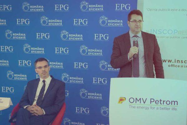 Lansare Sondaj România Eficientă / INSCOP