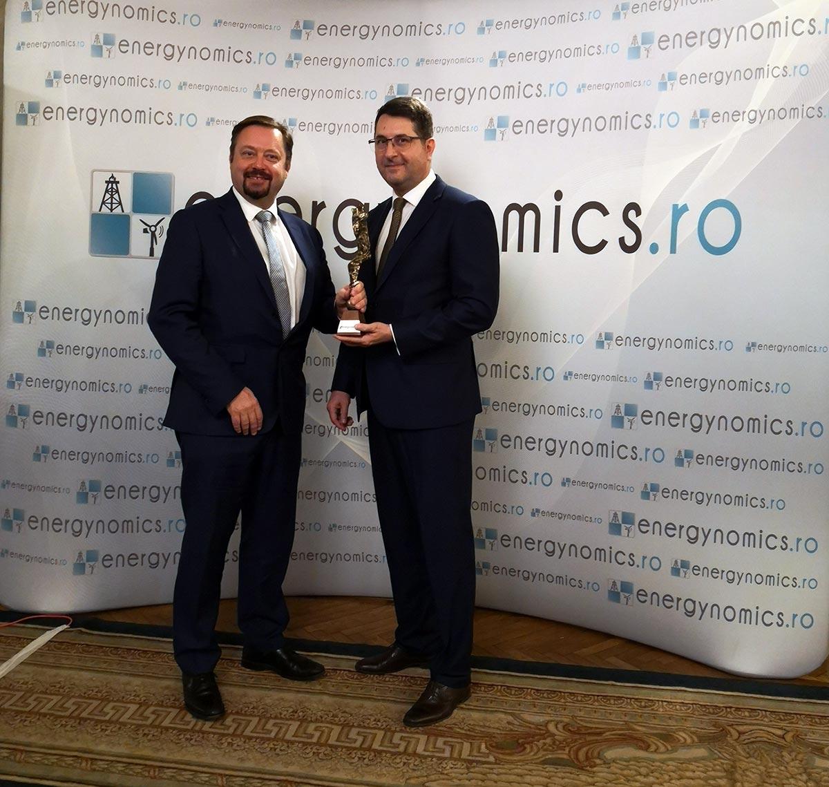 premiu energynomics - decembrie 2019 - romania eficienta